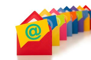 Comunique-se bem com seus clientes: Use o E-mail!