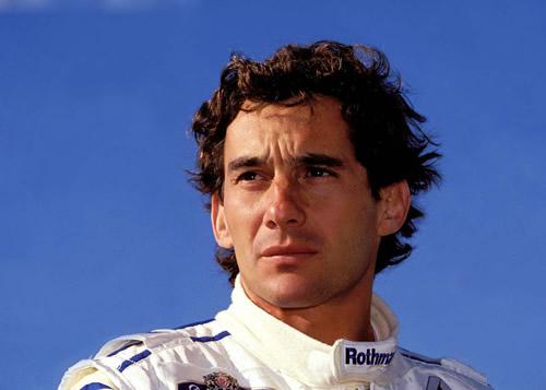 Ayrton Senna um Campeão de Vendas!