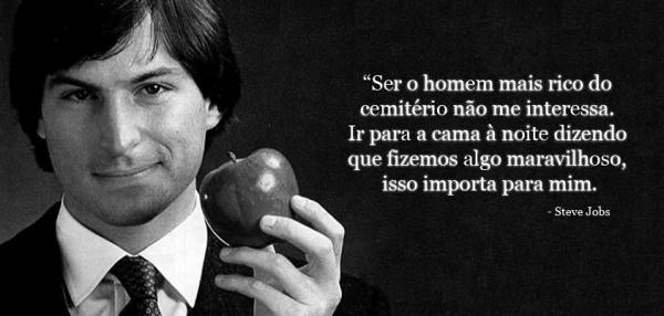 O que é ter um PROPÓSITO DE VIDA - Steve Jobs